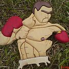 boxer woodcraft by craftsman