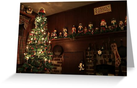 Old-Fashioned Colonial Christmas Holiday by Shelley Neff