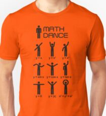 Math dance! Slim Fit T-Shirt