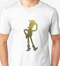 Cowboy Inspired Silhouette T-Shirt