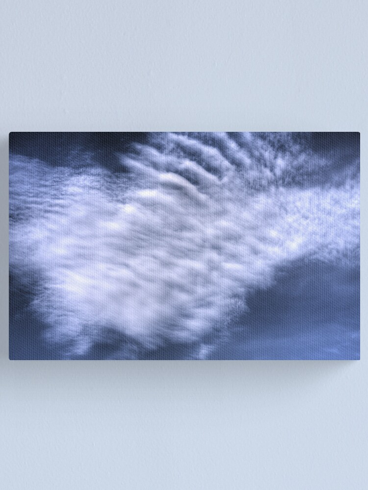 Alternate view of The Big White Something (Open Air #1) Canvas Print