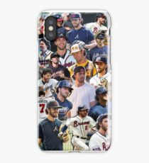 dansby swanson collage iPhone Case/Skin