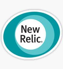 New Relic Sticker