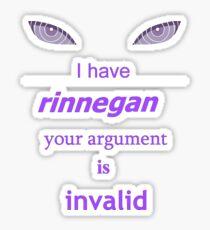 rinnegan Sticker