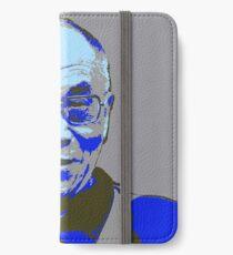 dalai lama hope poster 2 iPhone Wallet