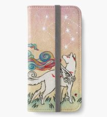 Amaterasu iPhone Wallet/Case/Skin