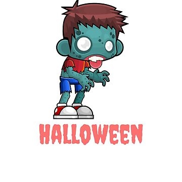 Zombie for Halloween by godwintorres