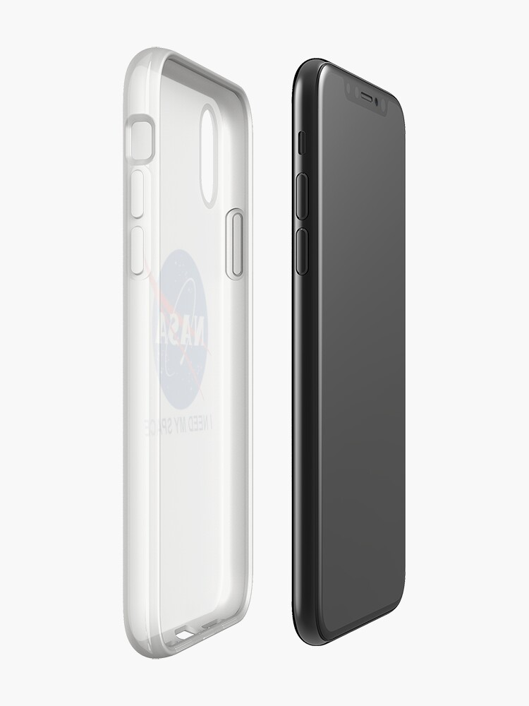 Alternate view of I Need My Space iPhone Case & Cover