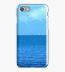 Float the Horizon iPhone Case/Skin