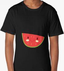 Happy Watermelon Long T-Shirt