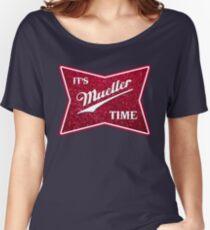 Müller-Zeit - Glitter Loose Fit T-Shirt