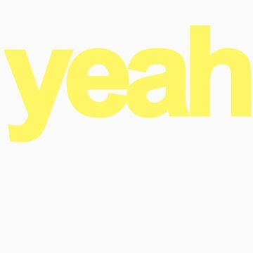 yeah by Cazemm