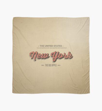 Vintage New York 1 Scarf