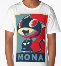 Persona 5 Morgana Mona Long T-Shirt