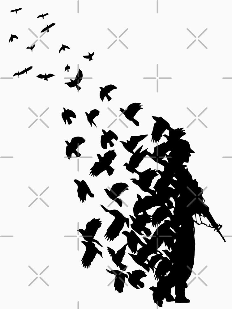 Banksy Vögel von belugastore