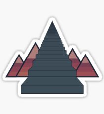 Stairway to Heaven - Led Zeppelin Classic Rock and Roll Design Sticker
