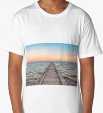 Seascape Long T-Shirt