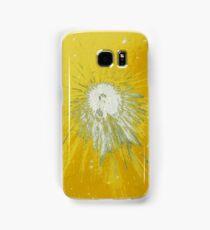 Impact #2 - Yellow Samsung Galaxy Case/Skin