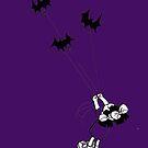 Tullulah's Kite - Purple by Liesl Yvette Wilson