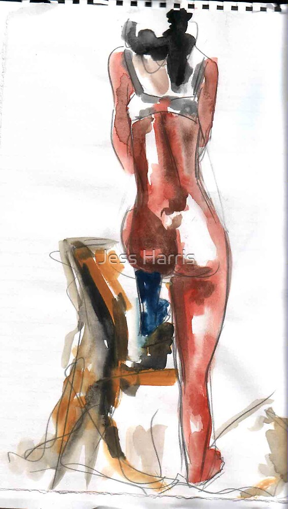 Lifedrawing4 by Jess Harris
