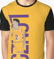 LONZO MANIA GOLD RUSH Graphic T-Shirt
