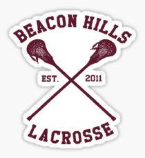 Beacon Hills Lacrosse - Teen Wolf Sticker