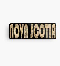 Nova Scotia 1834 Metal Print