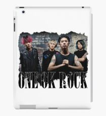One Ok Rock iPad Case/Skin