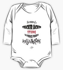Tracker Jacker quote One Piece - Long Sleeve