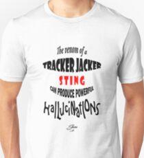 Tracker Jacker quote T-Shirt