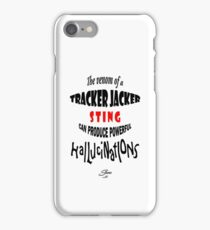 Tracker Jacker quote iPhone Case/Skin