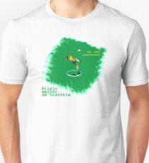 ALLEJO - THE BEST PLAYER SOCCER SNES Unisex T-Shirt