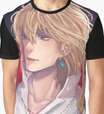 [Howl Pendragon] || Howl's Moving Castle Graphic T-Shirt