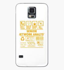 SENIOR NETWORK ANALYST - NICE DESIGN 2017 Case/Skin for Samsung Galaxy