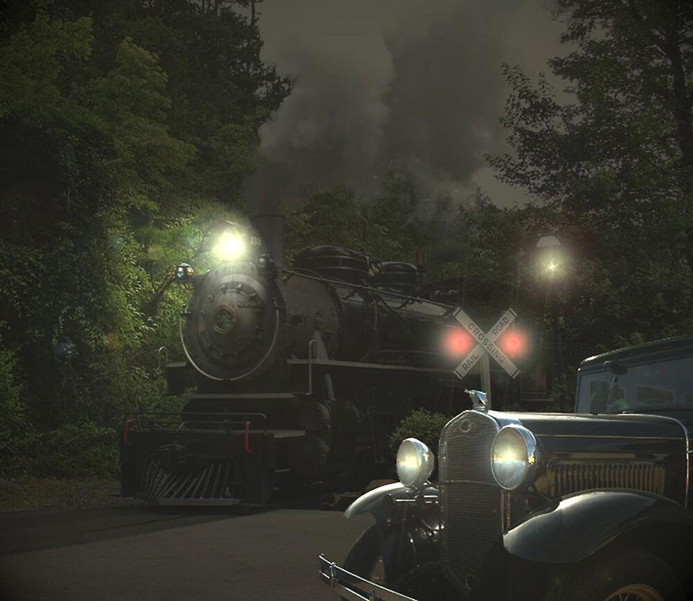 Midnight Train  by kelleybear
