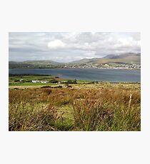 Bá an Daingin (Dingle Bay, Ireland) Photographic Print