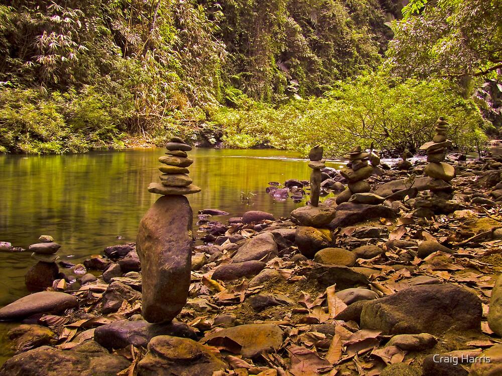 Balancing Rocks by Craig Harris