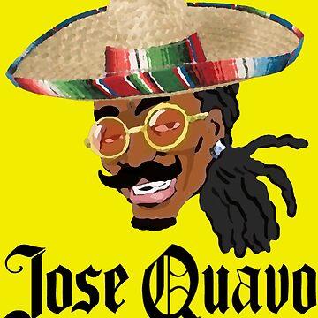 Jose Quavo by Poyo