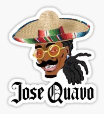 Jose Quavo Sticker
