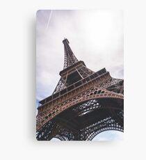 Eiffel Tower - Paris Canvas Print