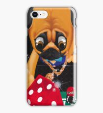 Pugsy the Playa iPhone Case/Skin