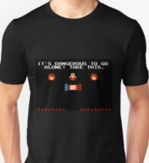 Zelda Nintendo Switch Unisex T-Shirt