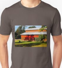 Shade at the Old Red Barn T-Shirt
