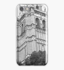 toledo cathedral bell tower I iPhone Case/Skin
