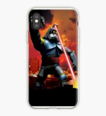 Monstrous Devastation iPhone Case