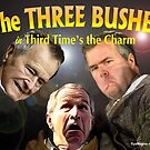 """The Three Bushes in """"Third Time's the Charm"""" by EyeMagined"""
