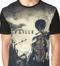 Shingeki No Kyojin (Rivaille) Graphic T-Shirt