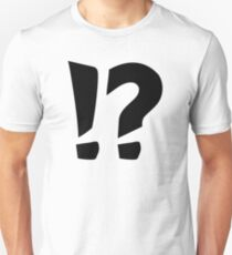 Question mark exclamation point T-Shirt