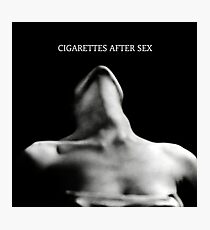 cigarettes after sex  Photographic Print