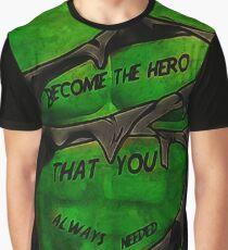 HeroGreen Graphic T-Shirt